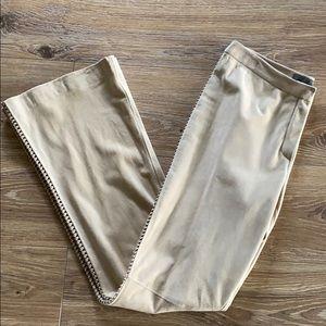 💫 Les Copains Leather Cutout Pants 💫